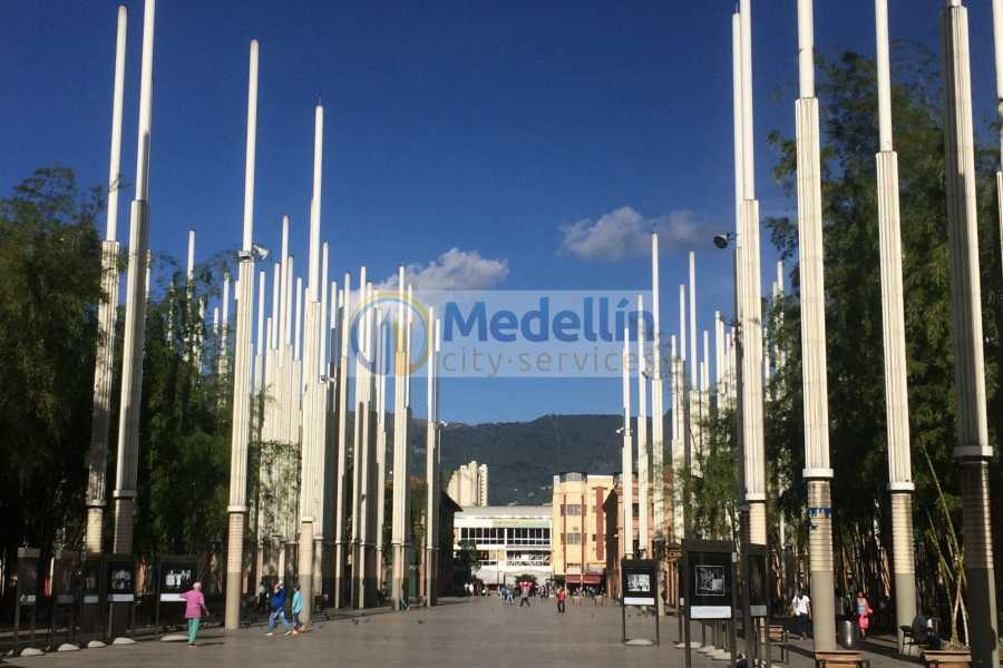 Medellin City Tours Private History/Religious Tour