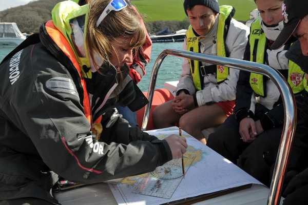 1 - 2 Persons - RYA Powerboat Level Two Training Certificate (Level 2)