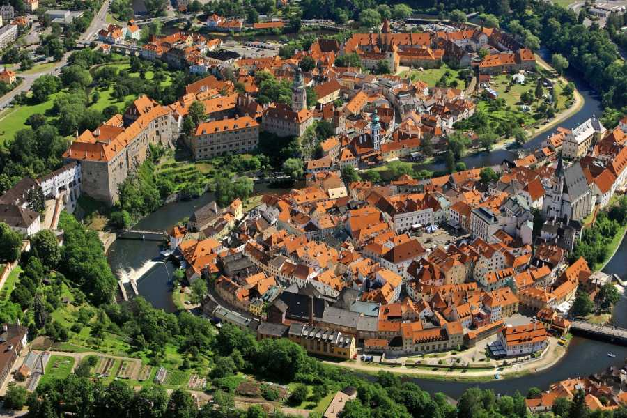 More Than Prague Prague - Cesky Krumlov