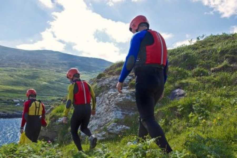 Wild N Happy Group Ltd DT ROK - Ring Of Kerry & Coasteering Day Tour