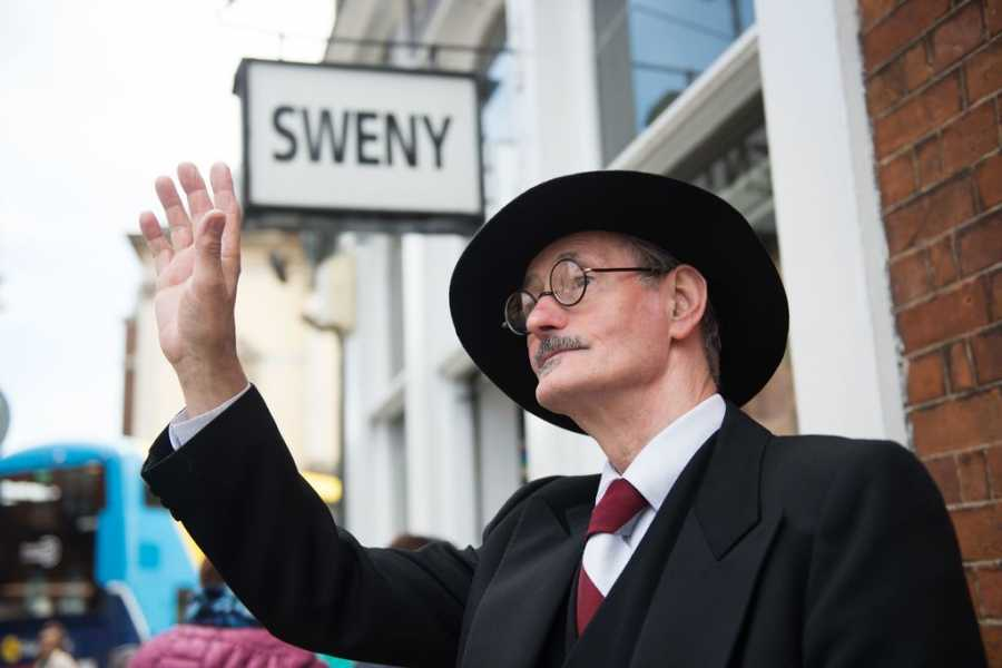 Pat Liddy's Walking Tours of Dublin Special: Bloomsday Walk