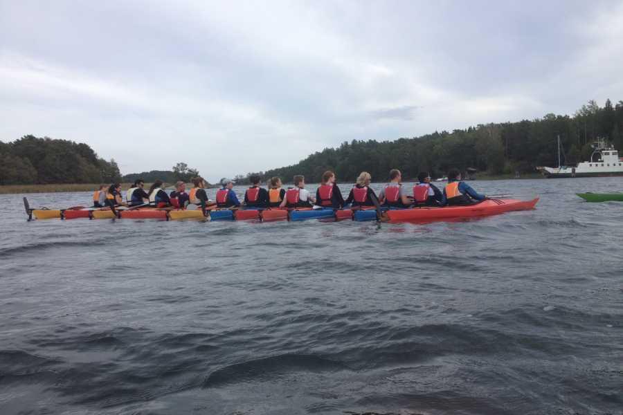 Aktiv Skärgård Kajakturer med guide