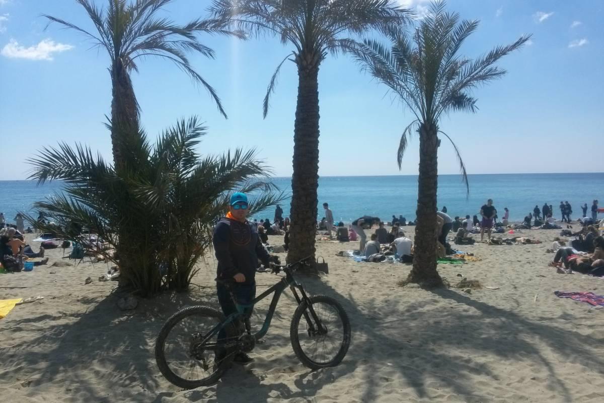 Ride around Finale Ligure Bike Holiday