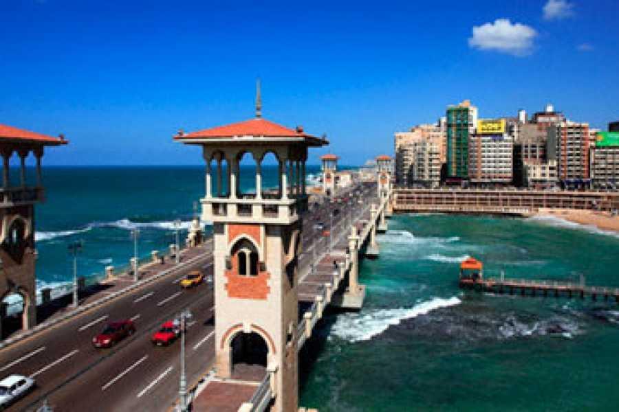 EMO TOURS EGYPT 6 DIAS 5 NOITES EGITO HOLIDAY PACOTE PARA CAIRO & ALEXANDRIA