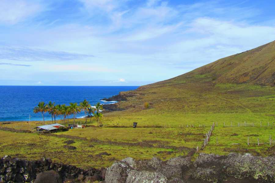 Green Island Tours - Easter Island North Coast Adventurer