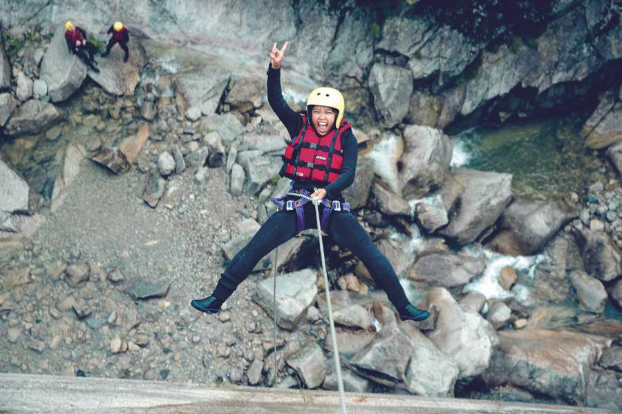 Outdoor Interlaken AG Canyoning Grimsel