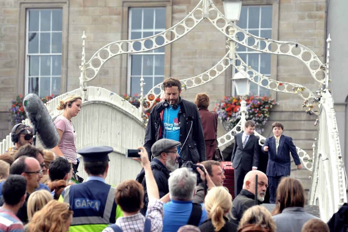 Pat Liddy's Walking Tours of Dublin Dublin Film Walk