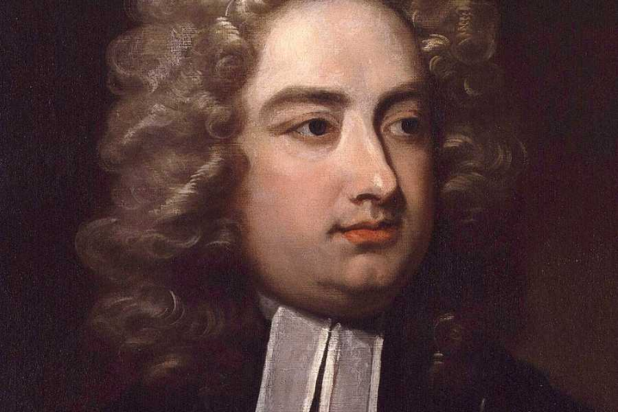 Pat Liddy's Walking Tours of Dublin Celebrating 352nd Birthday of Jonathan Swift