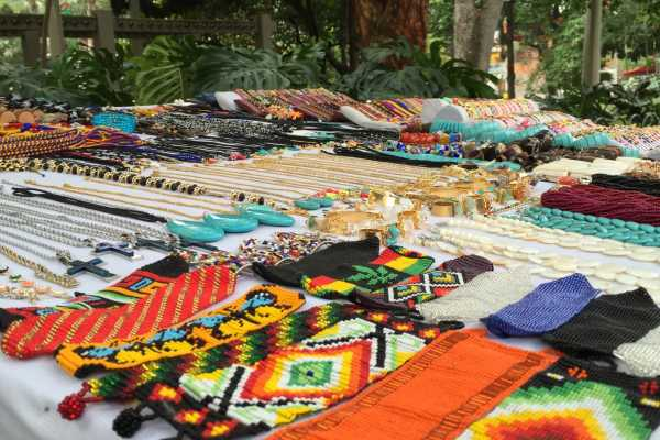 Colombian Handicrafts and Market Tour in Medelln