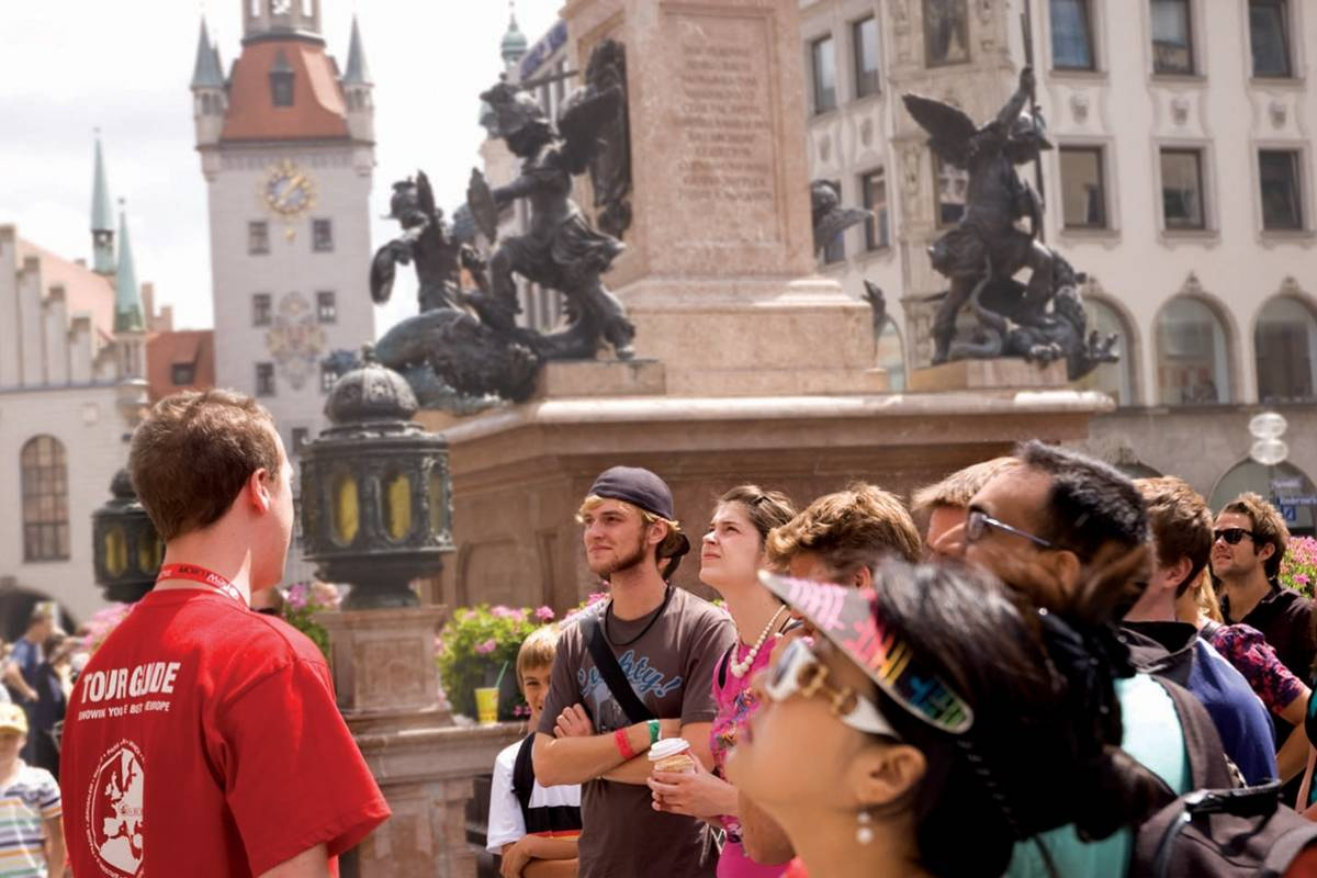 SANDEMANs NEW Munich Tours FREE Tour of Munich