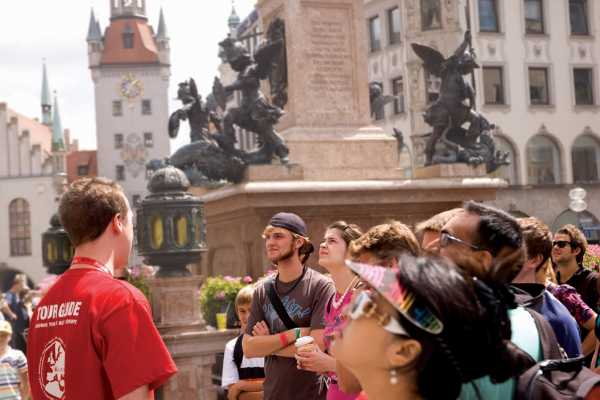 FREE Tour of Munich