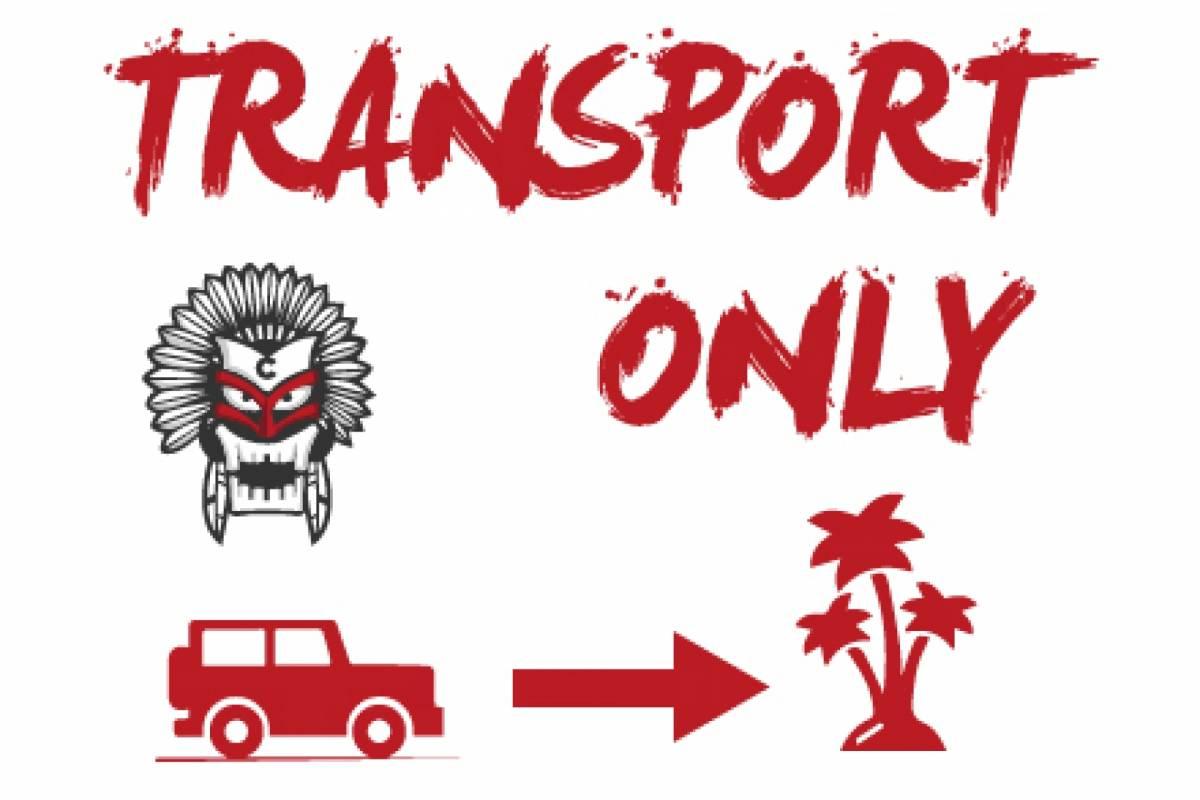 Cacique Cruiser Special private transport