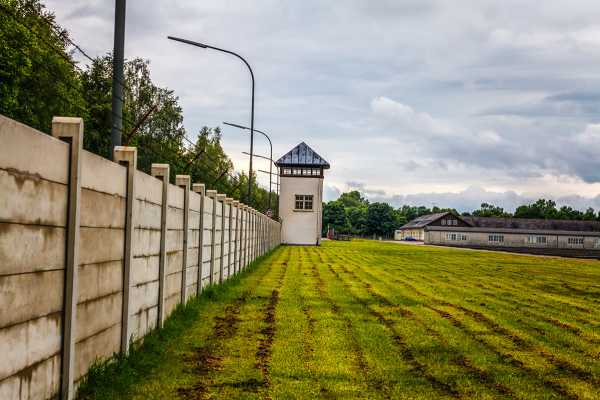 Dachau Concentration Camp Memorial Tour from Munich