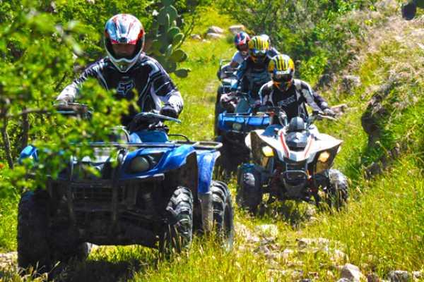 Private ATV Adventures from Medellin