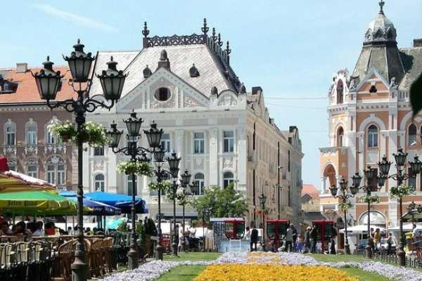 Explore Belgrade! Novi Sad - Capital of 'Little Europe'