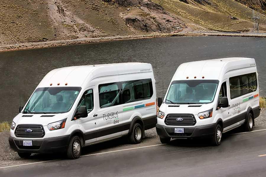 Turisbus Transport from La Paz to Copacabana