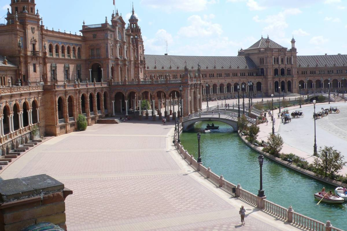 Sights and Bikes Day Tours Excursion non-guidée de Seville