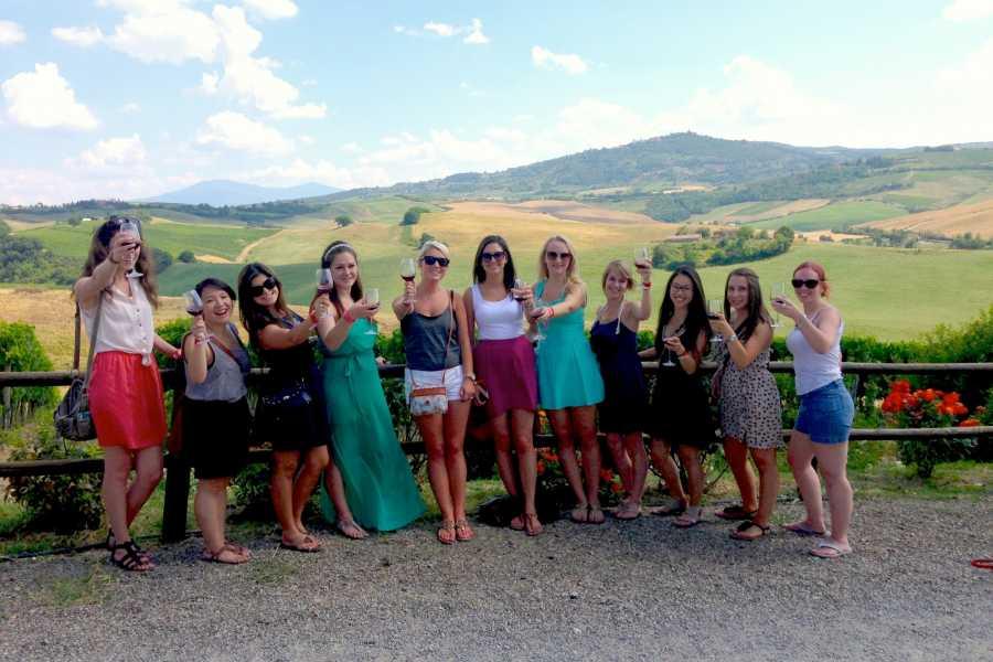 Bus2Alps AG Rome 2 Taste of Tuscany