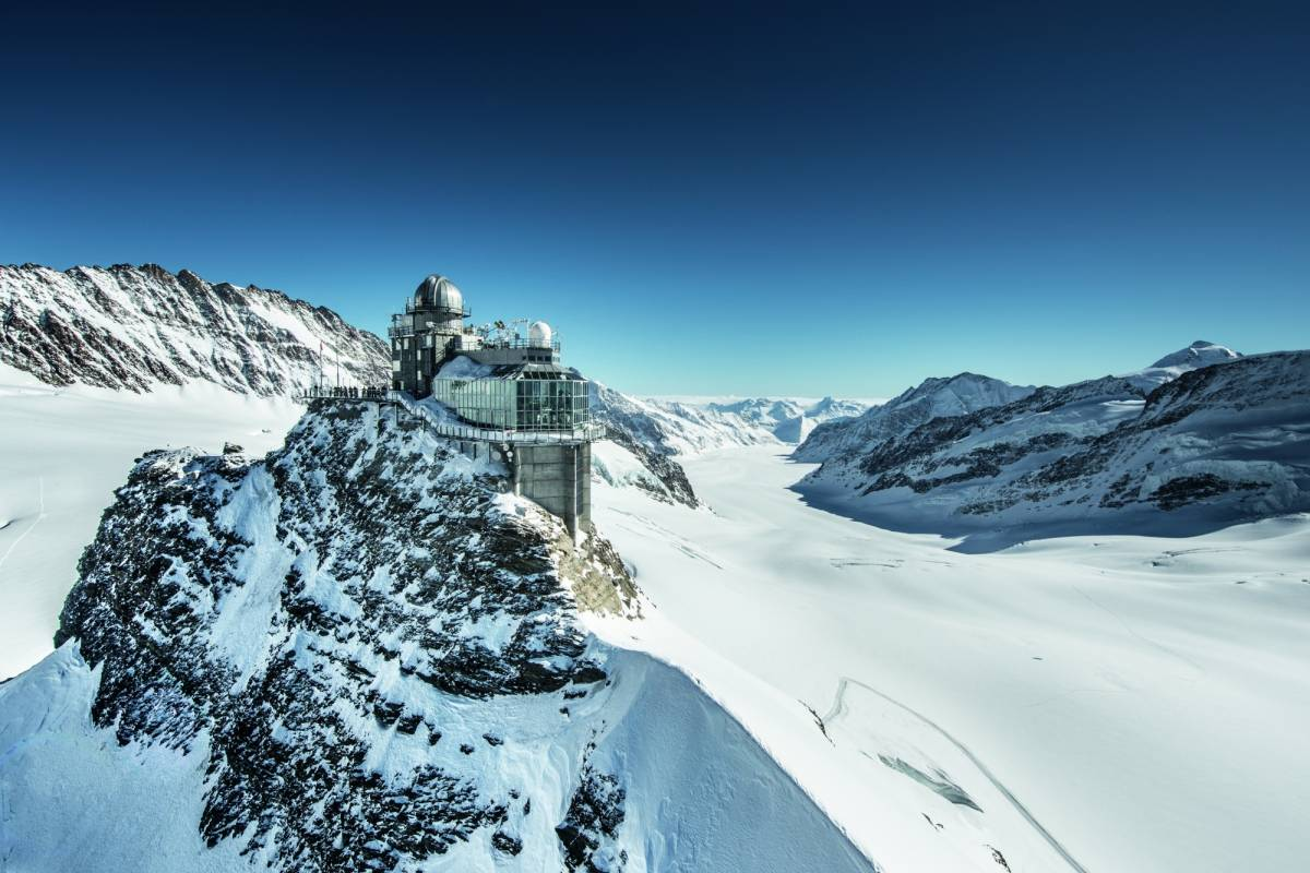 Interlaken Walking Tours Private Jungfraujoch Tour