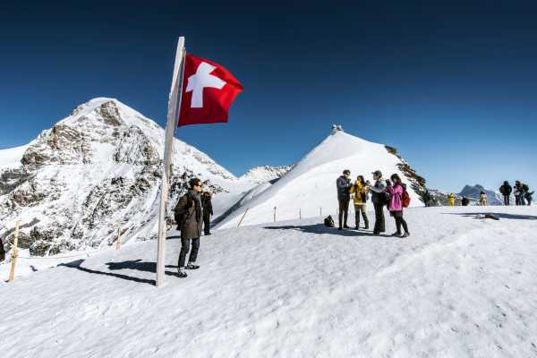 Interlaken Walking Tours Jungfraujoch Private Tour