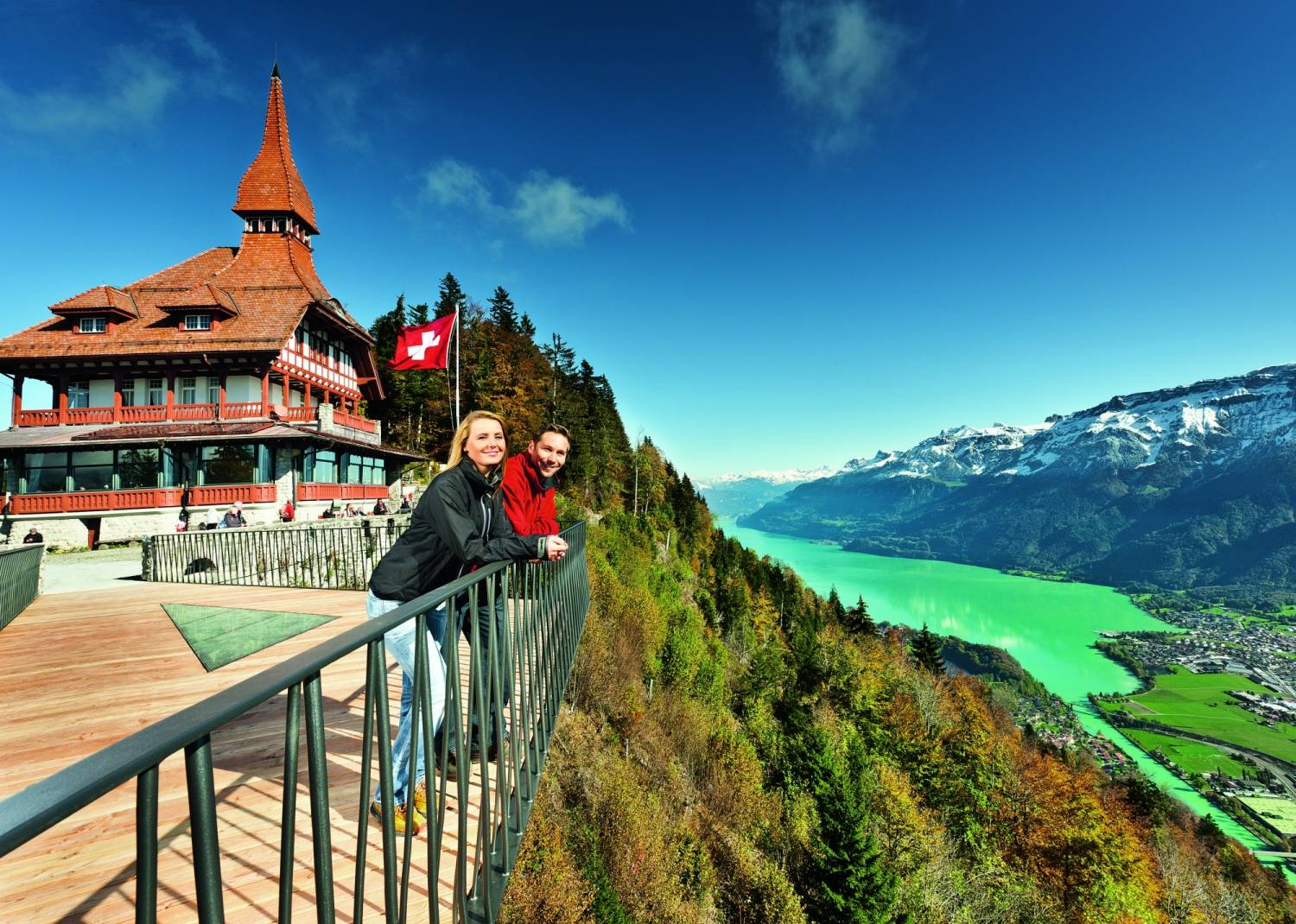 Harder Kulm Private Tour