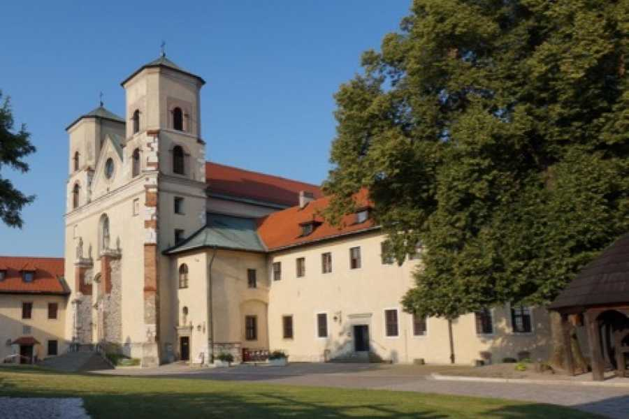Cruising Krakow Tours & Rentals Country Bike Tour to the Tyniec Abbey