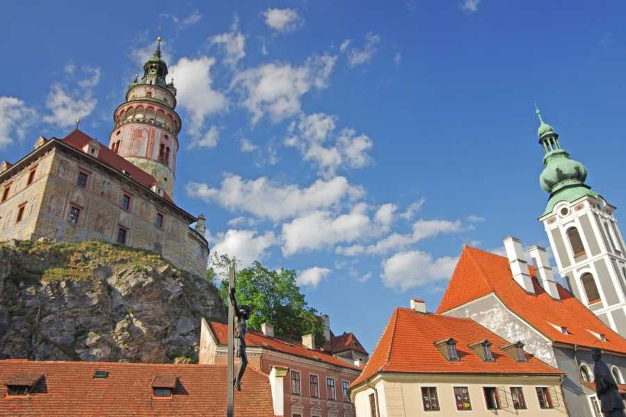 24/7/365 Travel Prague Cesky Krumlov Shuttle