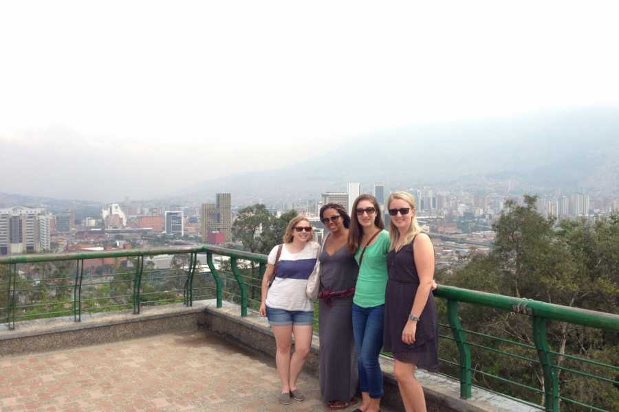 Medellin City Services SUPER SAVER: Medellin City Tour + Knights Night Out + Food Tour