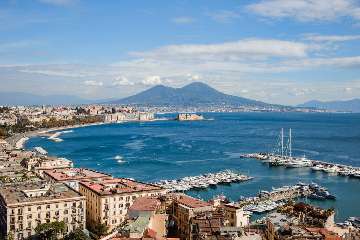 Travel etc Eat, Pray, and Love Naples