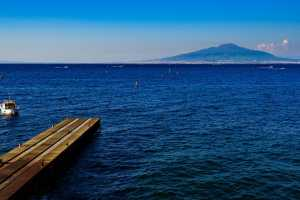 Pompeii & Mount Vesuvius by boat