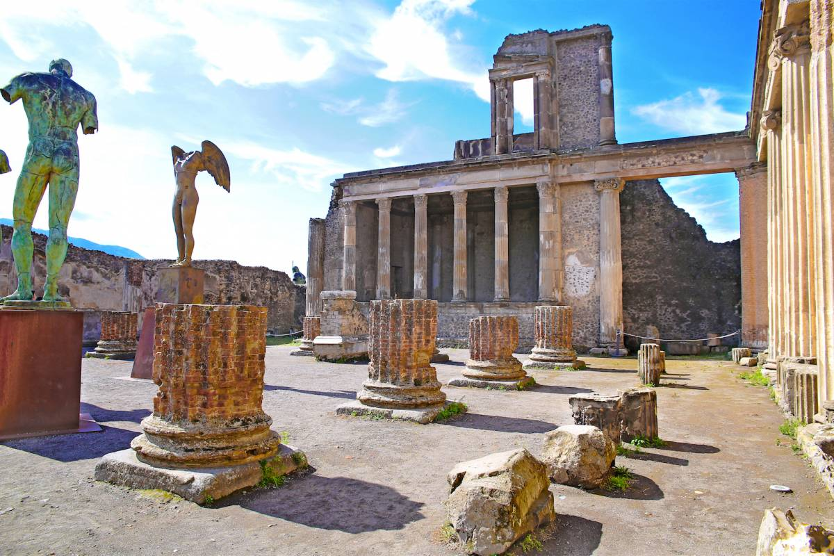 Travel etc Half day Pompeii & Wine Tasting