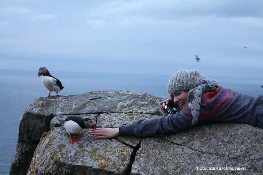 FRAM Round trip to Runde Bird Island