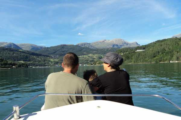 Be Nature Drift AS FJORD BOAT FULL DAY EXCURSION