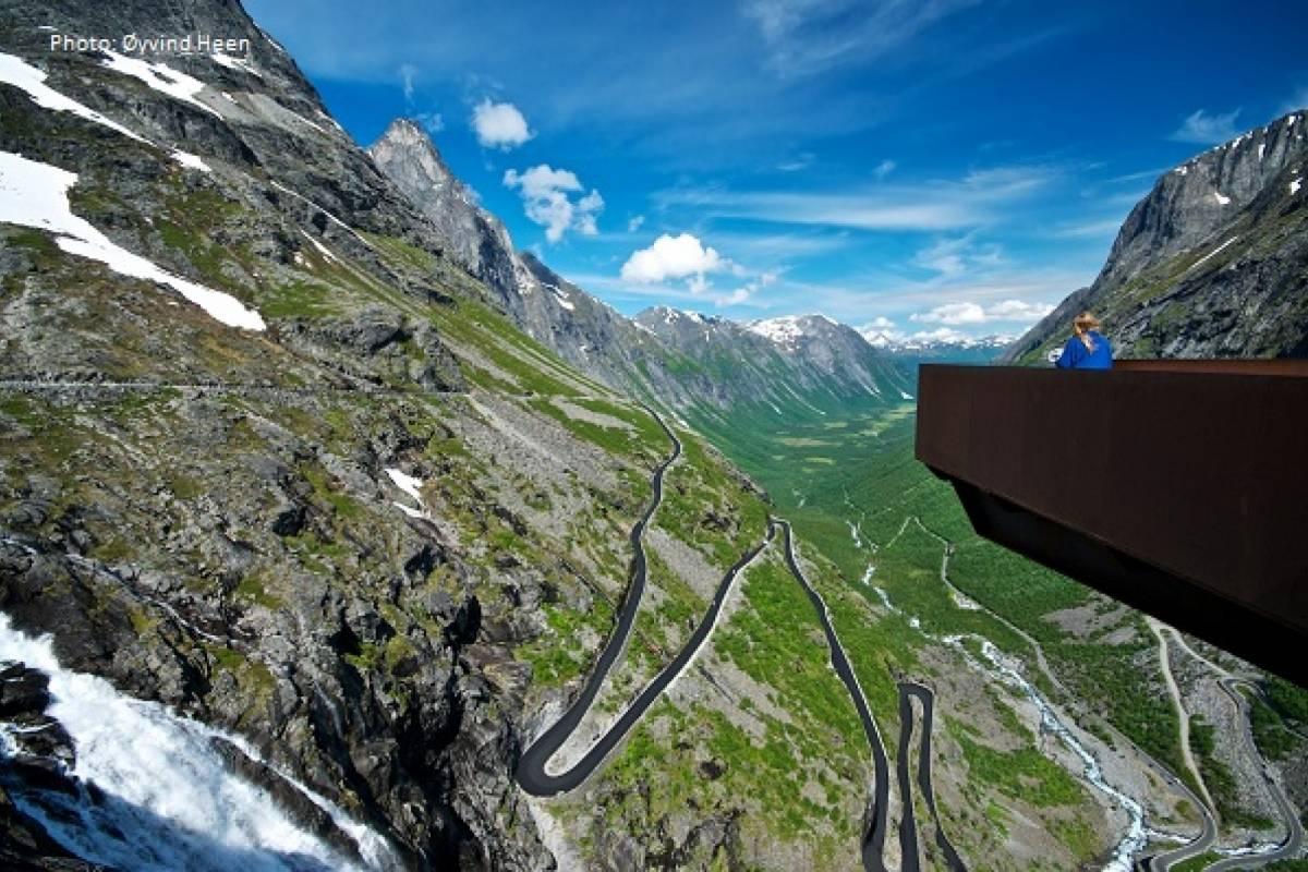 FRAM Round trip to Trollstigen & Valldal