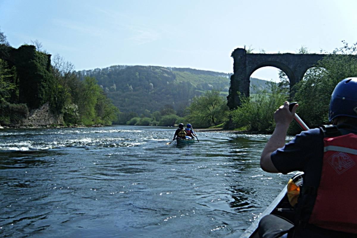 Way2go Adventures Wye Valley by Boots and Paddles