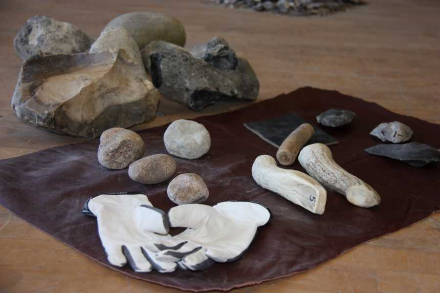 Be Nature Drift AS FLINT KNAPPING