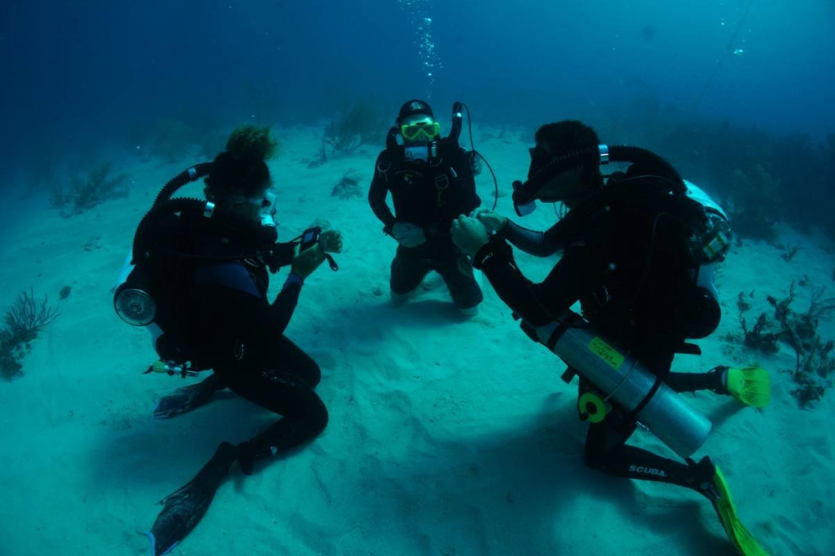 Aquanauts Grenada TDI Explorer CCR Course