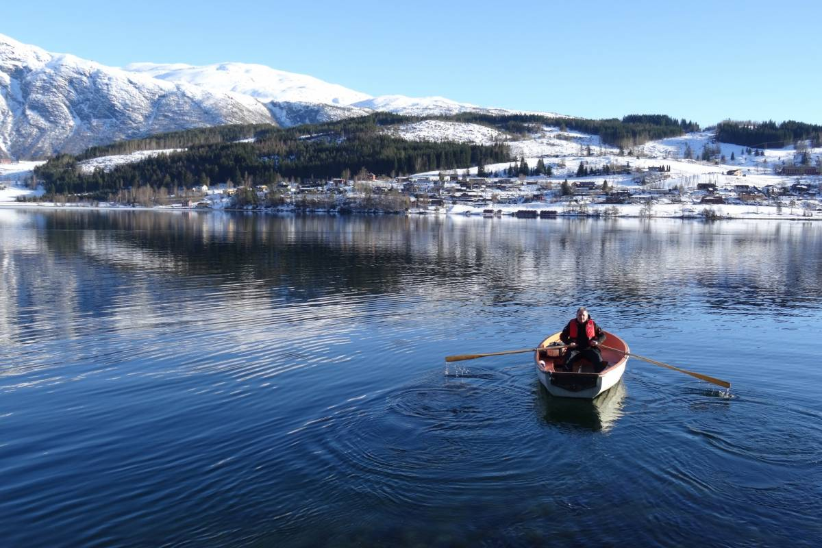 B-Nature A/S ROWBOAT RENTAL - 1 HOUR