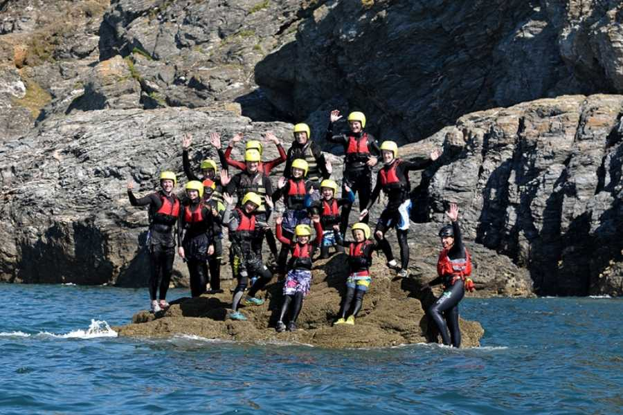 Sea N Shore Ltd Coasteering