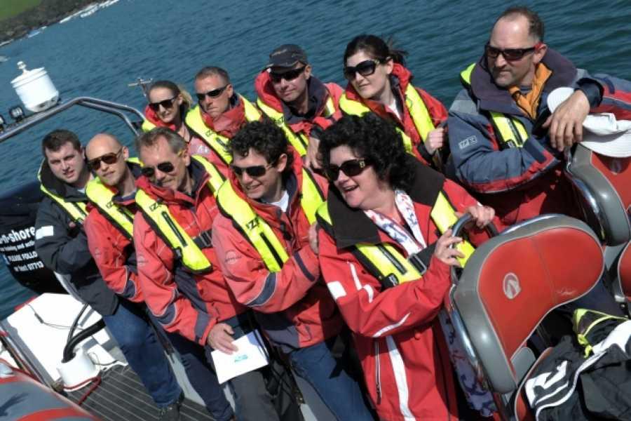 Sea N Shore Ltd Slow Rib Rides