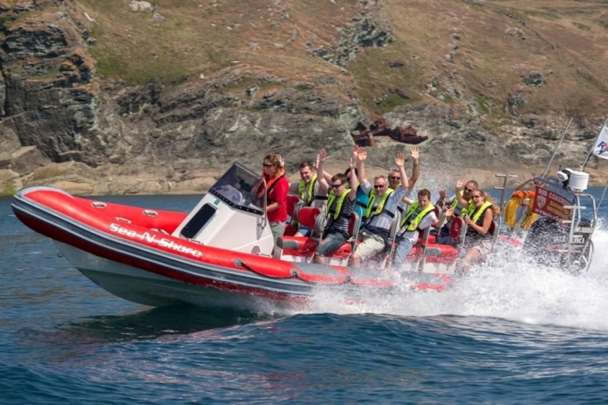 Sea N Shore Ltd RYA Intermediate powerboat course