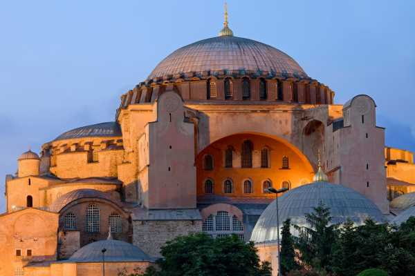 "1. Istanbul Half-Day Shared Coach Tour ""Wonders of Istanbul"""