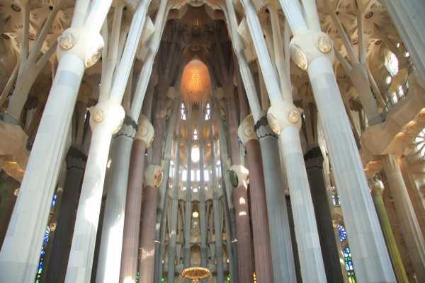 2. Barcelona Half-Day Shared Coach Gaudí - The Sagrada Familia Tour