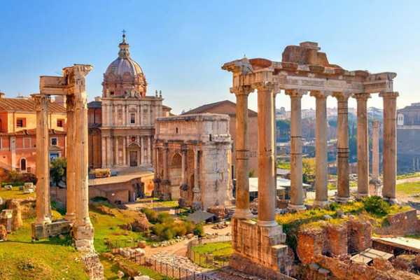 1. Rome 1-Day Private Customized Tour