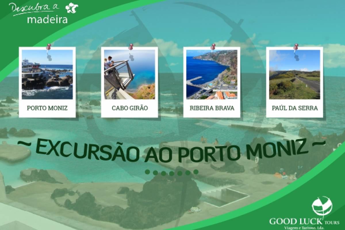 Good Luck Tours Porto Moniz