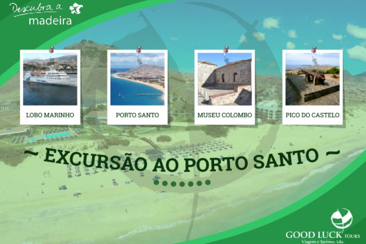 Good Luck Tours Porto Santo ( excursion )
