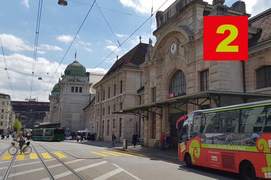 BaselCitytour.ch 02 - Basel SBB