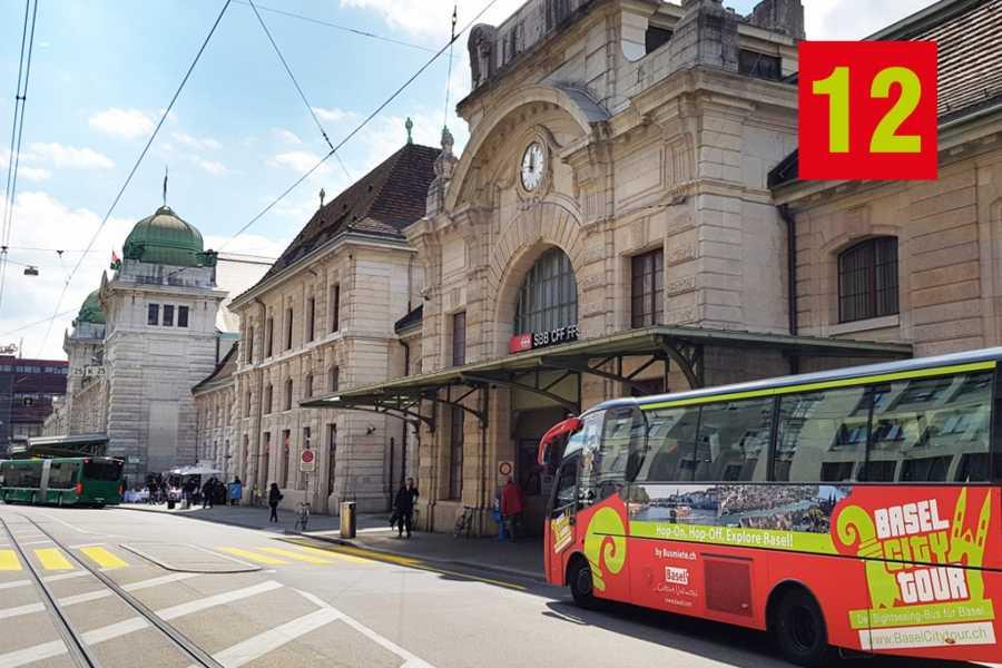 BaselCitytour.ch 12 - Basel SBB