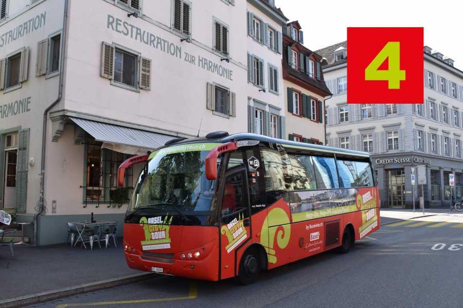 BaselCitytour.ch 04 - Uni / Rest. 'Zur Harmonie'