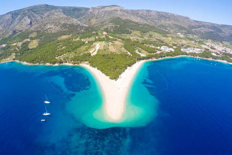 Sugaman Tours Private tour to Bol and Zlatni Rat beach